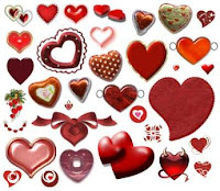 Clipart for Photoshop : Lovely hurts PNG