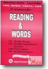A resource for reading and words