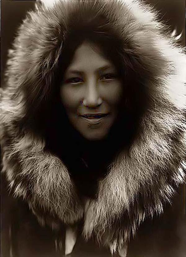 porn women Native eskimo