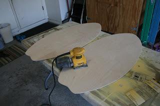 how to make a foam skimboard