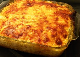 Pam's Midwest Kitchen Korner: Sinful 3-Cheese Macaroni and Cheese