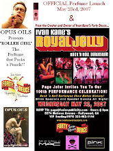 Roller Girl Launch Party at Forty Deuce