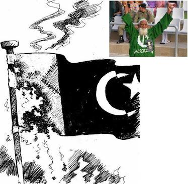 ISI's Pakistan Zindabad - Yeh kahan aa gaye hum