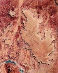 Ciekawe miejsca z Google Earth