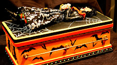 Coffin Music box