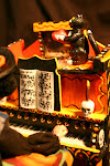 witch piano music box