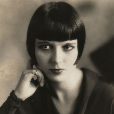 Louise Brooks - The basis of the character 'Faustine' from 'The Invention of Morel'