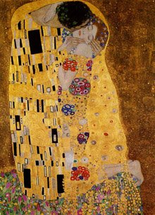"""The Kiss"" ~ Gustav Klimt"