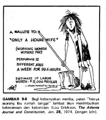 gambar tangga rumah on karikatur yang menggelitik tentang peran dan status ibu rumah tangga ...