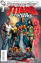 TITANS: Villains For Hire Special #1