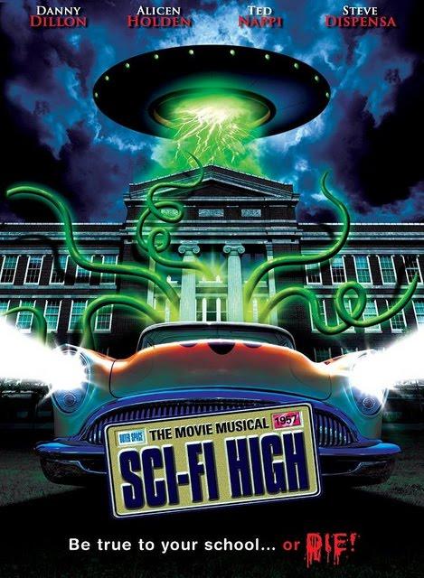 Sci-Fi High: The Movie Musical (2010)