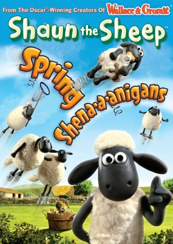 Shaun the Sheep: Spring Shena-a-anigans (2011)
