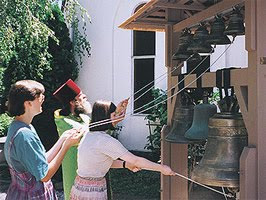 Sacramental Present Truths: The Liturgical Use of Bells - A ...