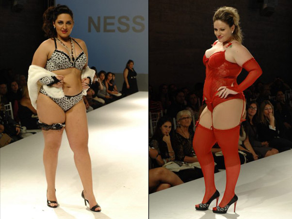 Gordinhas Participam Da Fashion Weekend Plus Size S O Paulo