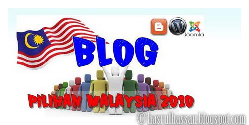 Tahniah Kepada 50 Blog Ini !