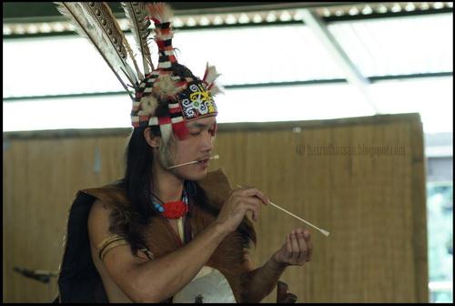 Saya Ingin ke Sarawak Lagi ..