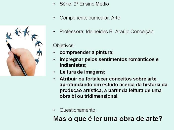 <strong>Vitor Meirelles no solo Brasileiro!</strong>