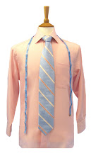 Pink Green and Jack's Bespoke Shirt
