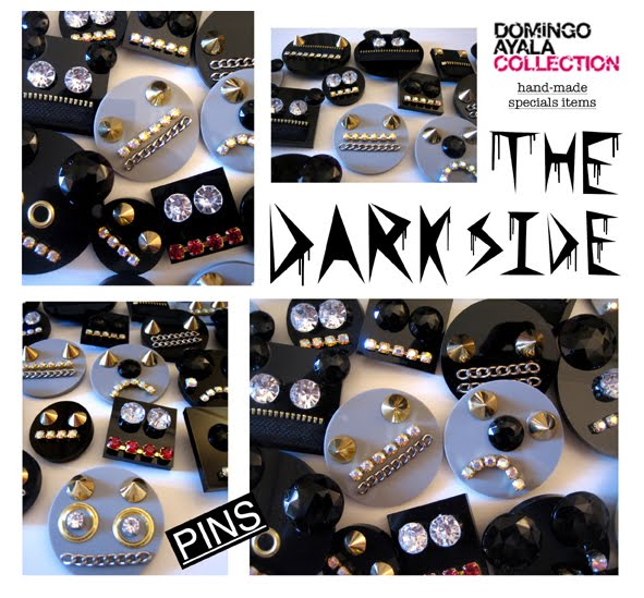 THE DARKSIDE Domingo Ayala Handmade