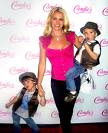 Britney and her two sons... Nathanial and SuperFly