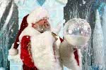 It's not glass, it's crystallized reindeer poop
