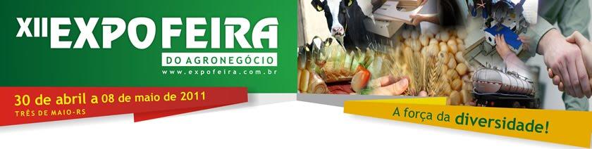 12ª EXPOFEIRA DO AGRONEGÓCIO