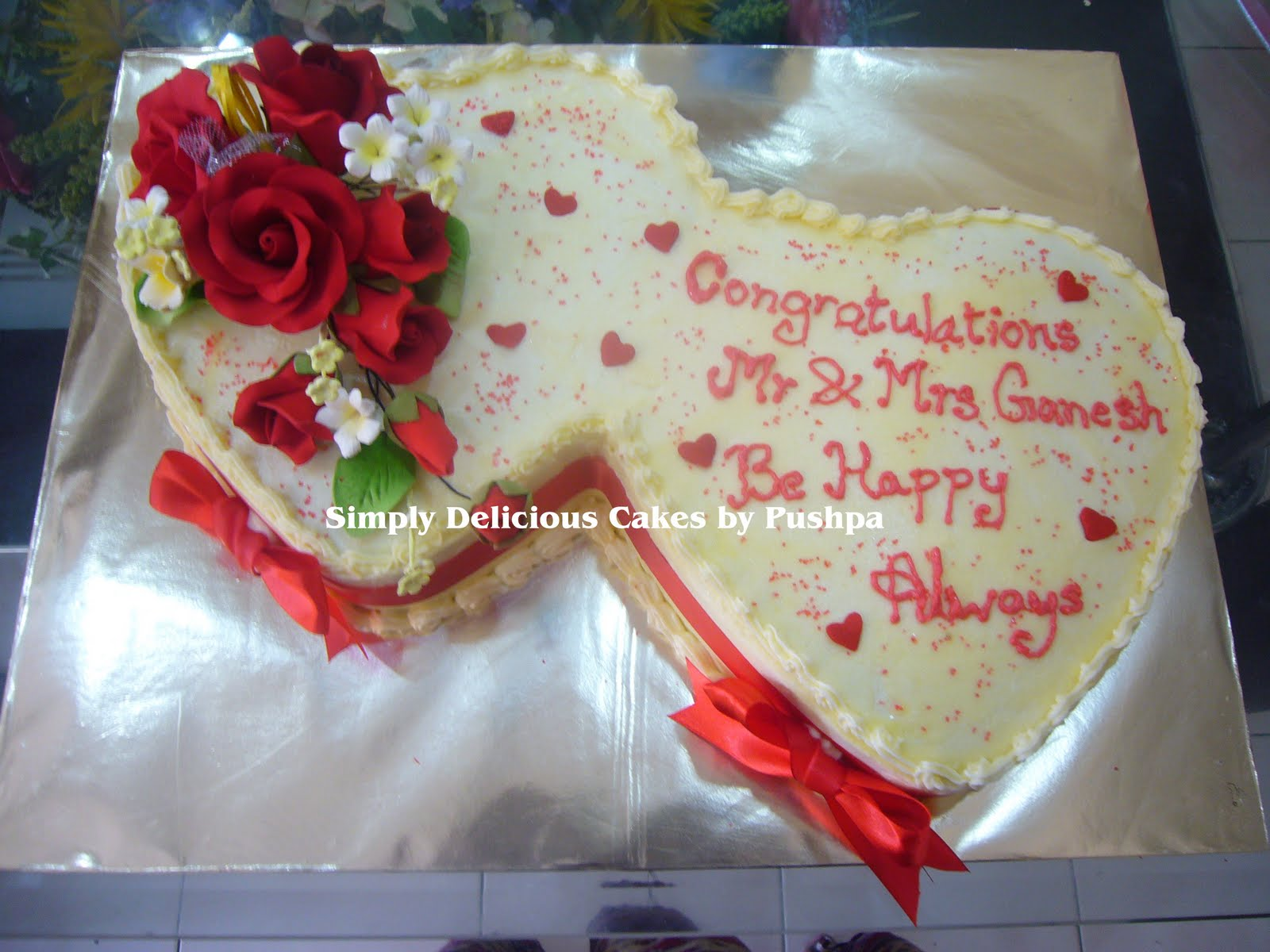 Cake Images For Yogesh : SIMPLY DELICIOUS CAKES: Gift a Cake