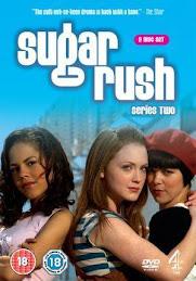 Sugar Rush - 1ª e 2ª Temporada Completa - 4 dvds.