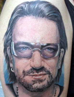 14 Most Craziest and Wonderful Face Tattoos on hand Seen On www.coolpicturegallery.net