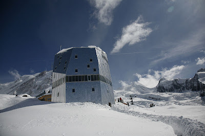 Most Unusual Mountain Hut Seen On www.coolpicturegallery.net