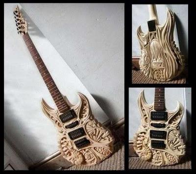 Amazing Wooden Artwork