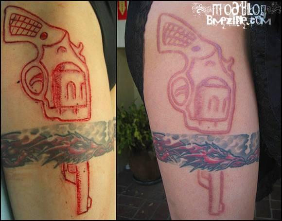 Scariest Tattoos on Body