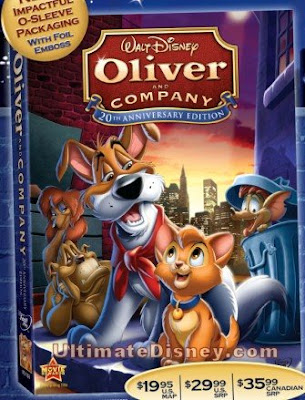 Filme Poster Oliver e sua Turma DVDRip XviD Dublado