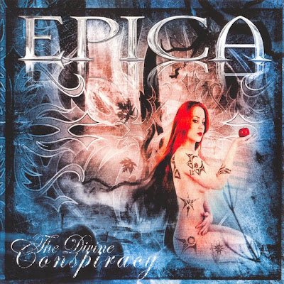 Post Oficial --  Epica - Fucking Epic - Nuevo Disco The Solace System Epica-The_Divine_Conspiracy-Frontal