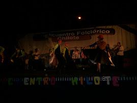 ENCUENTRO FOLKLORICO CHILOTE 2009 MAIPÚ