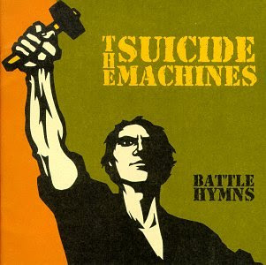 Suicide Machines - Battle Hymns