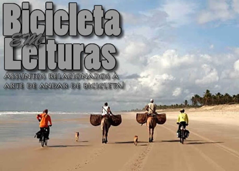 BICICLETA EM LEITURAS