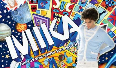Mika concert Barcelona