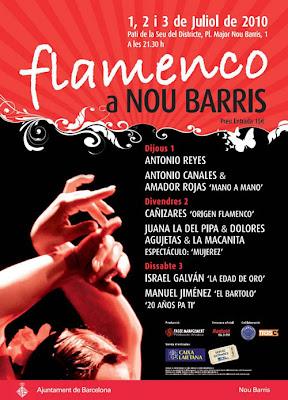 Flamenco a Nou Barris