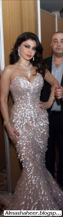 haifa fashion Almashaheer.blogspot.com_Haifa_Wahby_In_New_Year_Concert_2.jpg