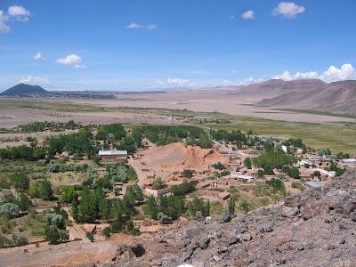Antofagasta de la Sierra: Para estar mas cerca del cielo 0