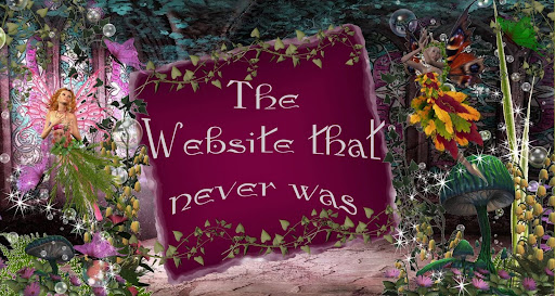 the website that never was