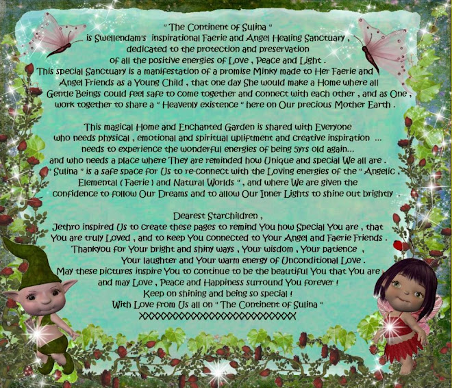 "CLICK ON THE CARD BELOW TO VISIT OUR "" FAERIE SANCTUARY """
