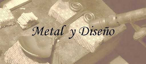 Metal y Diseño - Orfebreria contemporanea