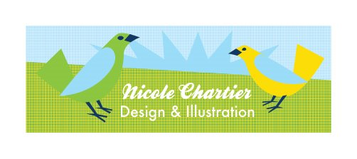 Nicole Chartier Design + Illustration