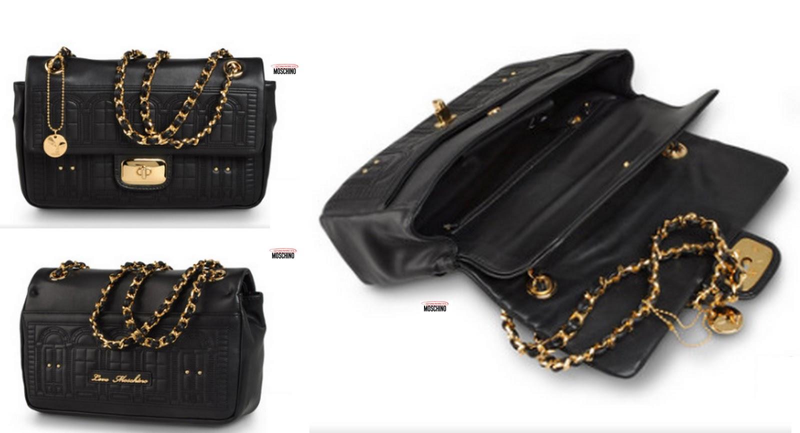 Love Moschino Bags