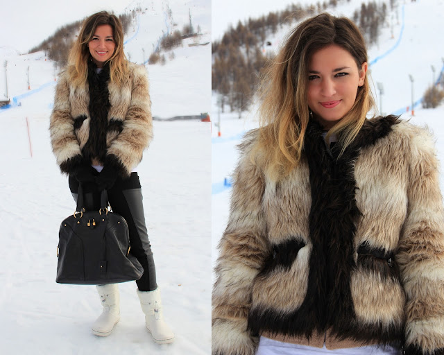 STYLE NOTES – On the snow