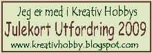Kreativ Hobbby JULEKORTUTFORDRING