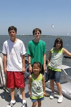 Fort Fisher, NC-July 2009