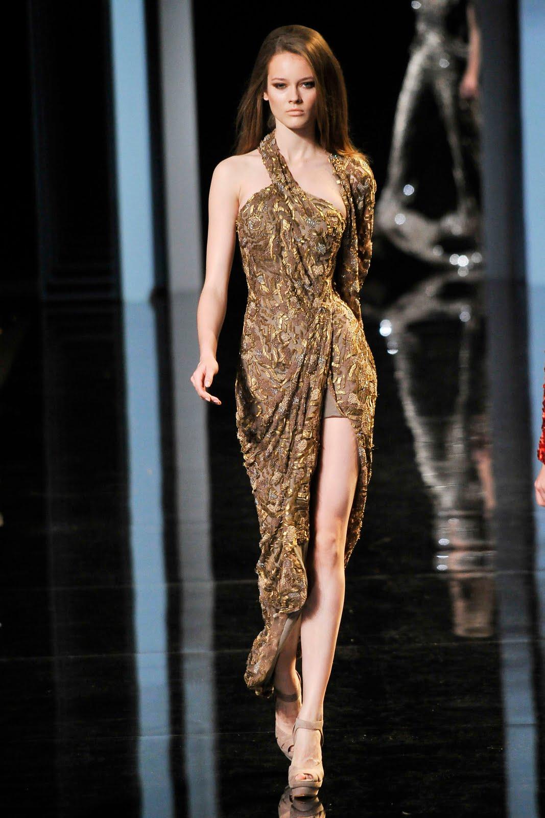 Elie saab haute couture a w 10 11 girl a la mode for Haute couture designers names
